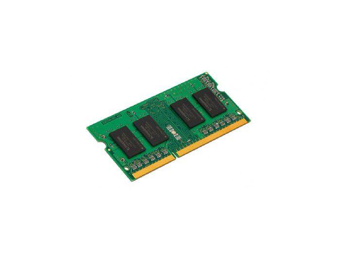 Memória P/Notebook 8GB DDR3L 1600Mhz Kingston KVR16LS11/8