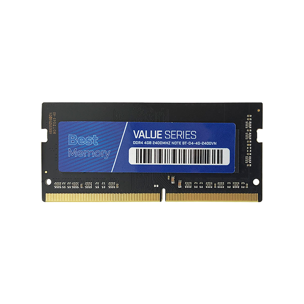 Memória para Notebook Best Memory 4GB, DDR4, 2400MHz - BT-D4-4G-2400VN