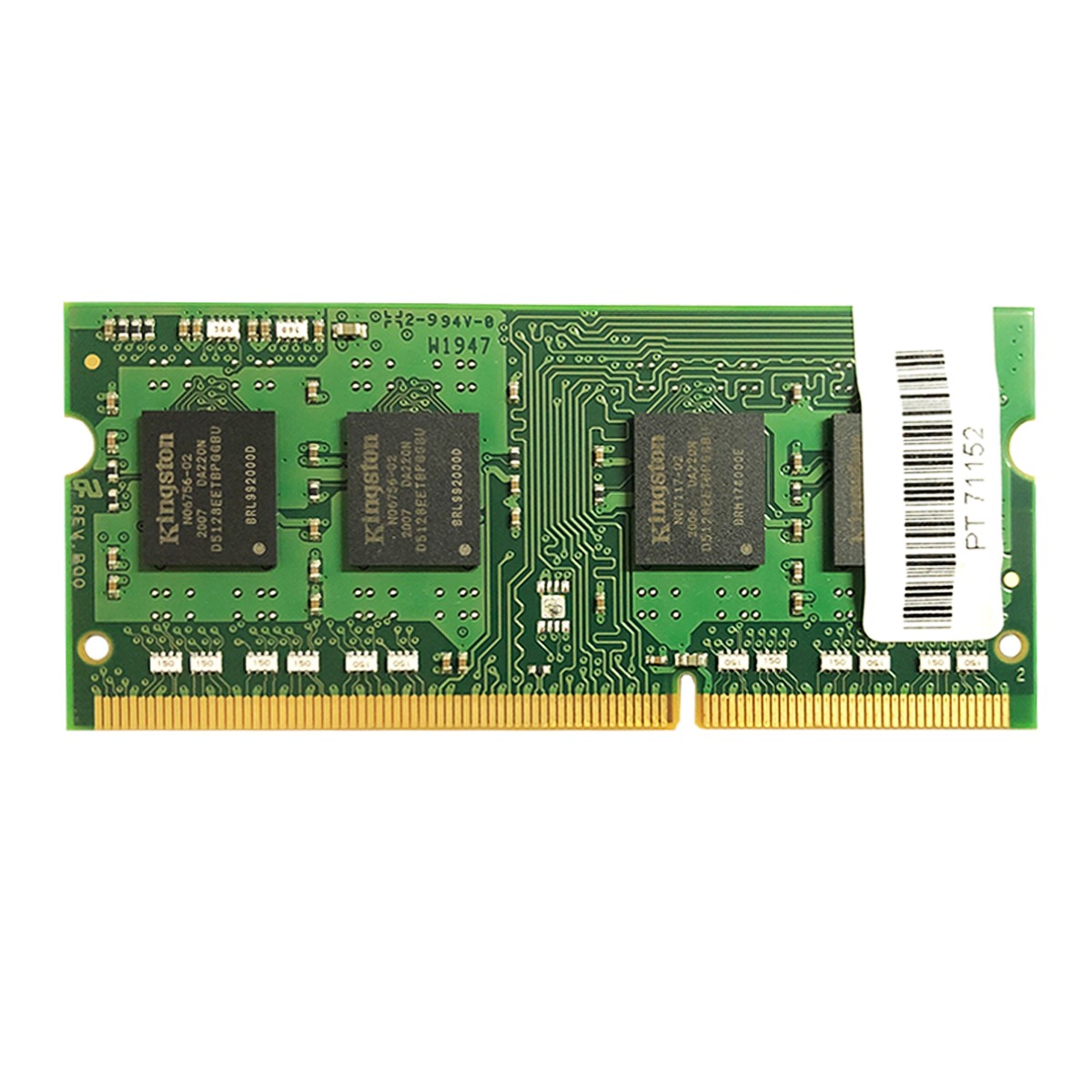 Memória para Notebook Kingston 4GB 1600MHz DDR3 CL11 Low Voltage KCP3L16SS8/4