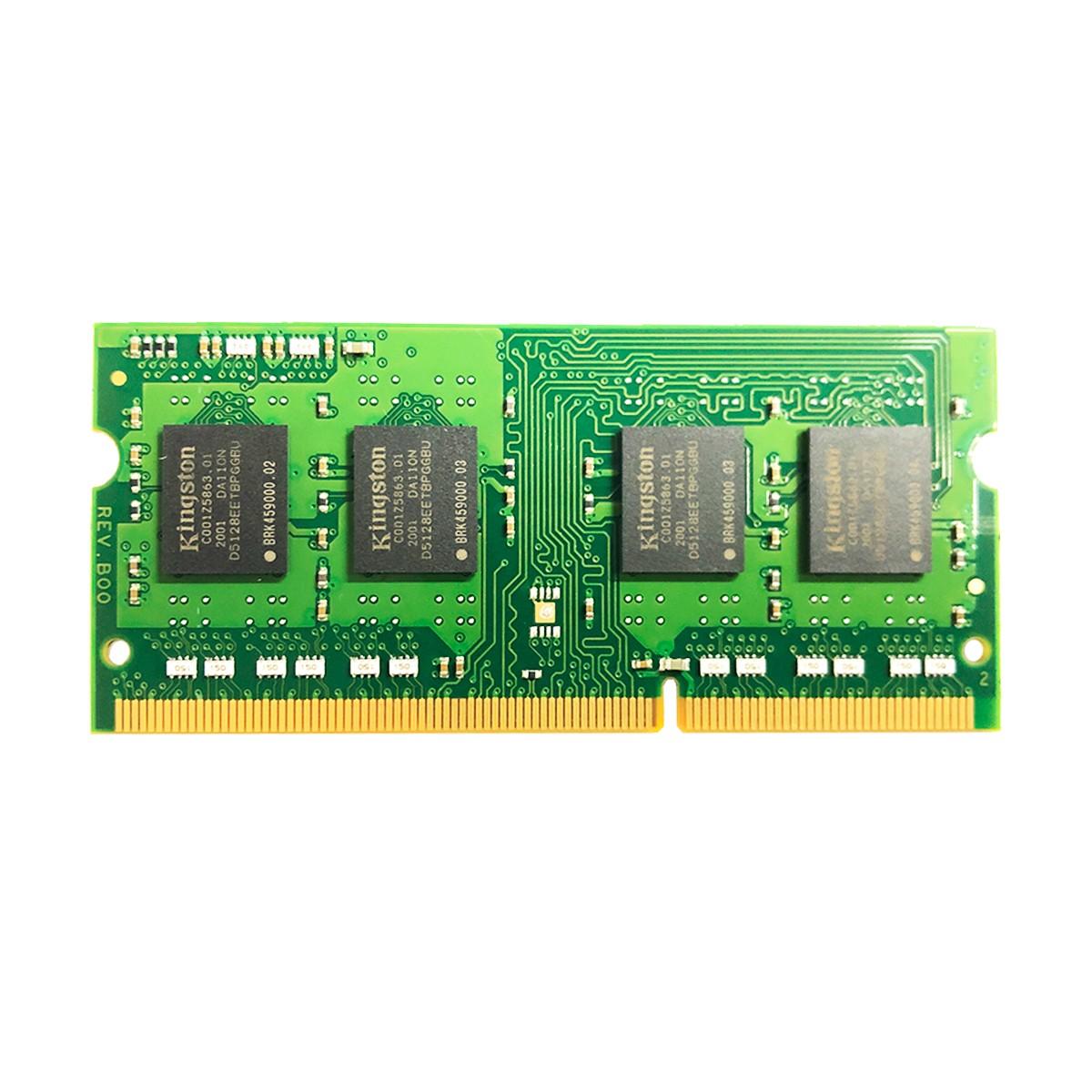 Memória para Notebook Kingston 4GB DDR3 1333MHz CL9 KCP313SS8/4