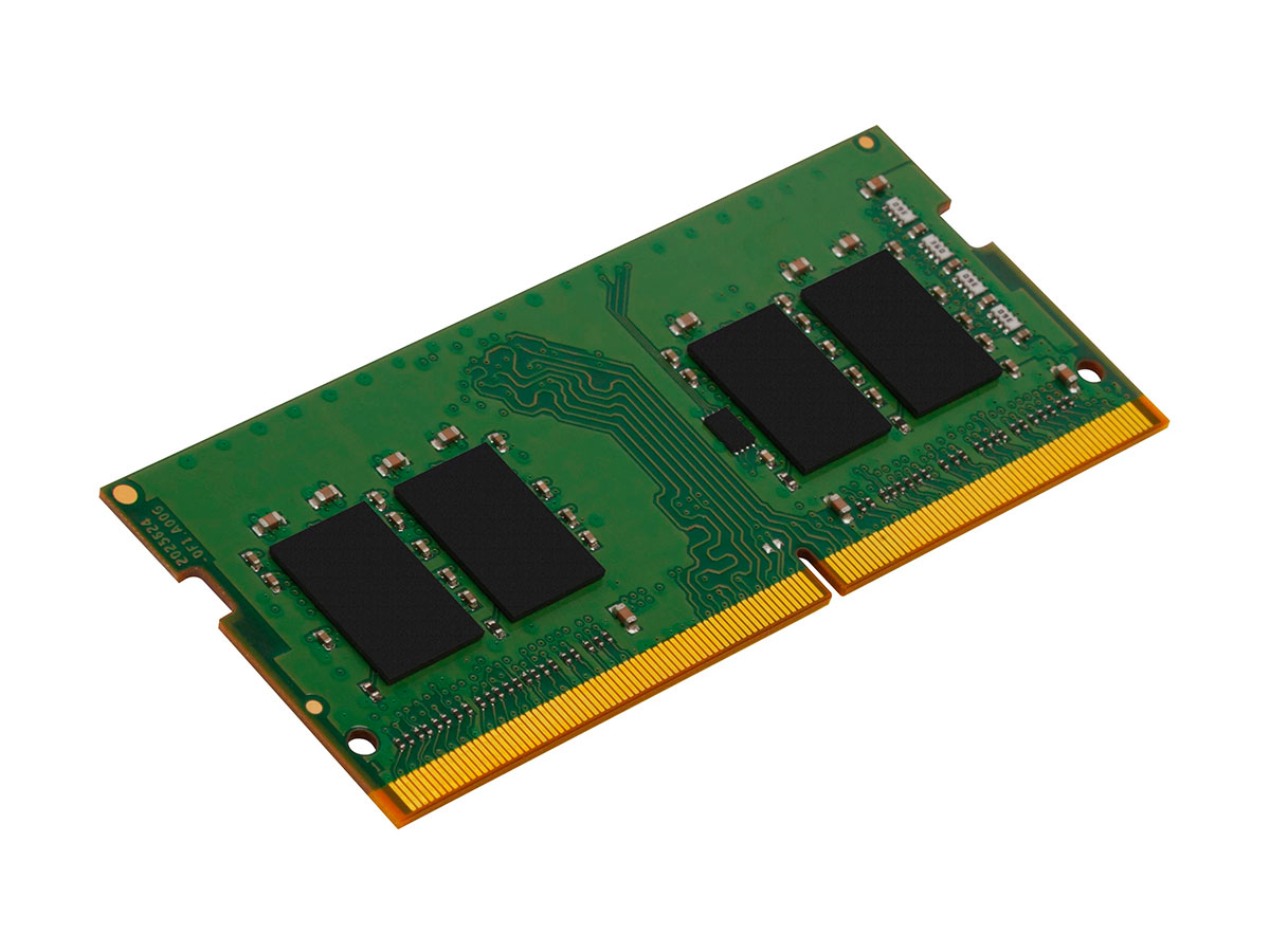 Memória para Notebook Kingston 8GB 2400MHz DDR4 CL17 KVR24S17S8/8