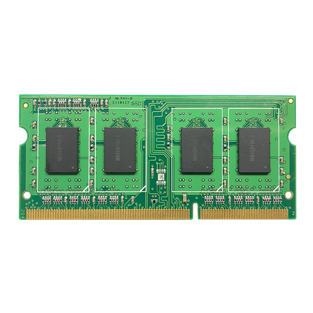 Memória para Notebook Multilaser MM420 4GB DDR3L 1600MHz CL11
