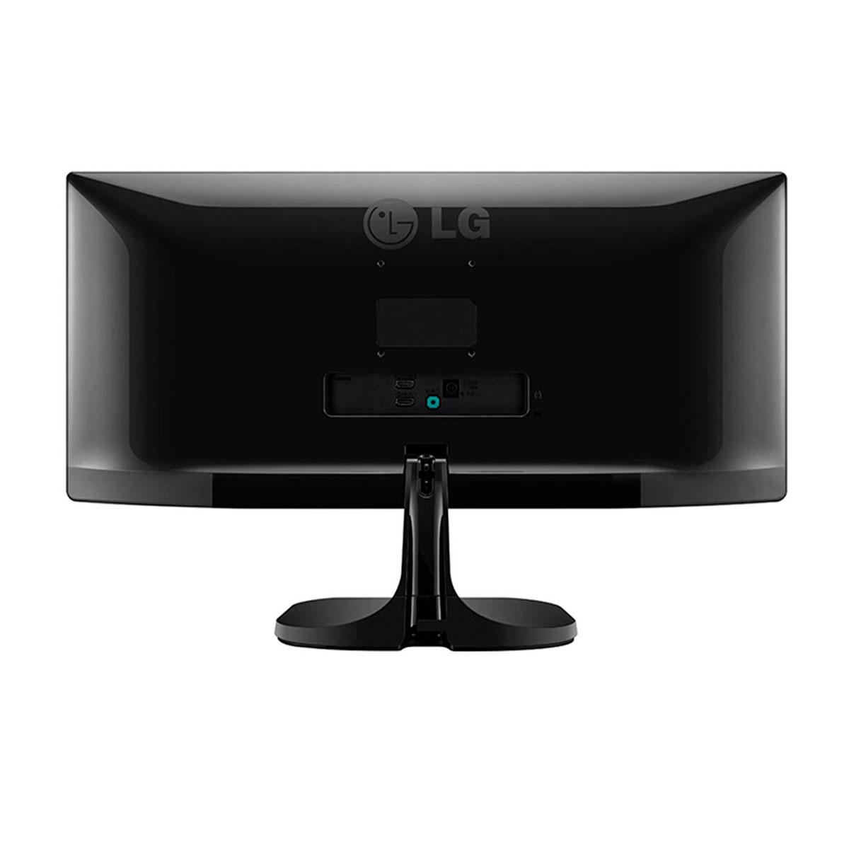"Monitor Gamer LG 25UM58G-P, 25"" Ultrawide, 21:9, 1ms, 75Hz, IPS, HDMI, Full HD - 2560x1080"