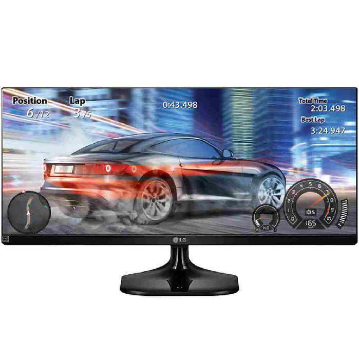 Monitor LED 25 Class UltraWide IPS FHD 25UM58-P LG