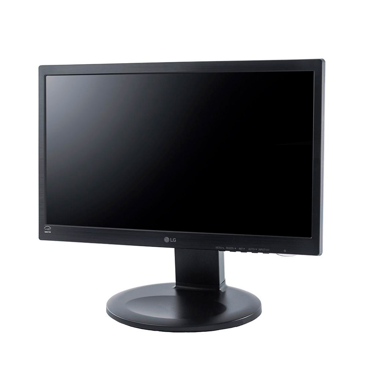 "Monitor LG 20M35PH-B 19.5"" HD TN LED VGA/HDMI Altura Ajustável Preto"