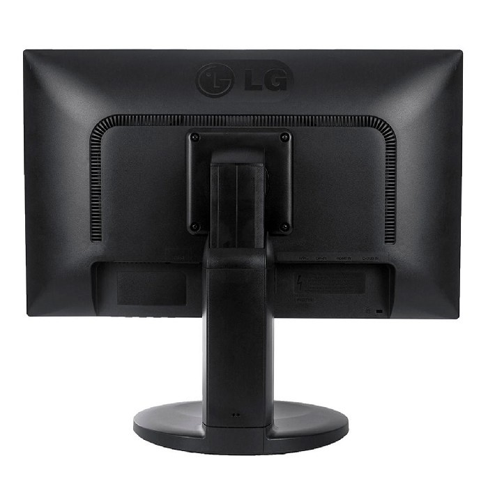 "Monitor LG 21.5"" 22MP55PJ-B LED Full HD,IPS, HDMI/VGA/DisplayPort, Pivot (Altura e Rotação) - Preto"
