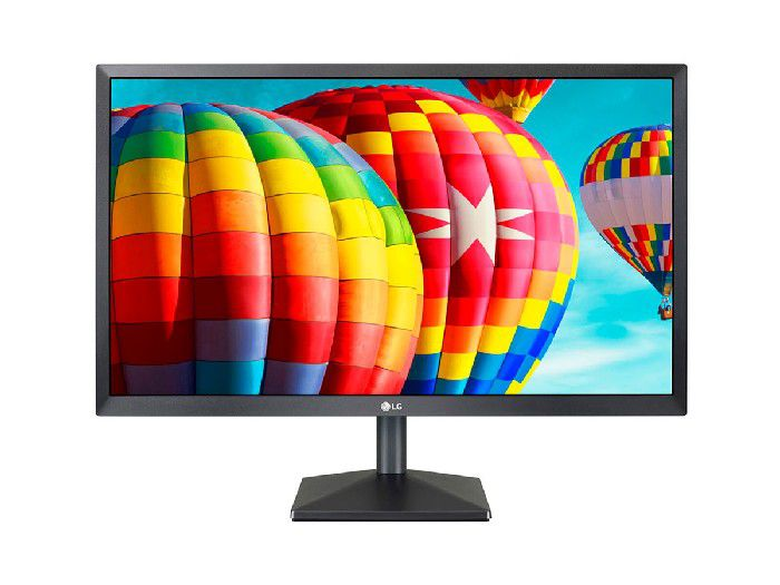 "Monitor Lg 23.8"" IPS LED 24MK430H-B Full HD HDMI Widescreen Hp Out D-Sub"