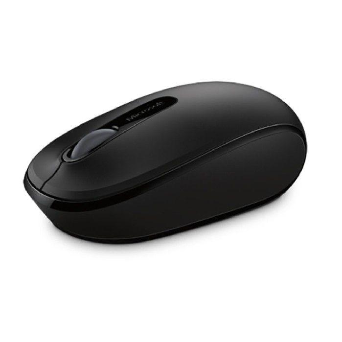 Mouse 1850 Wireless Preto Microsoft - U7Z-00008