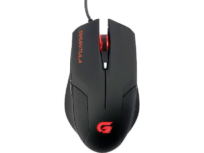 Mouse Gamer Fortrek TARANTULA OM702 Pt - 54623