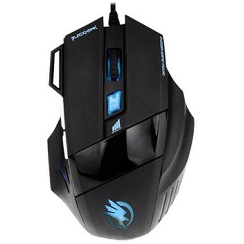 Mouse Gamer Óptico USB Black Hawk OM703 52013 Fortrek