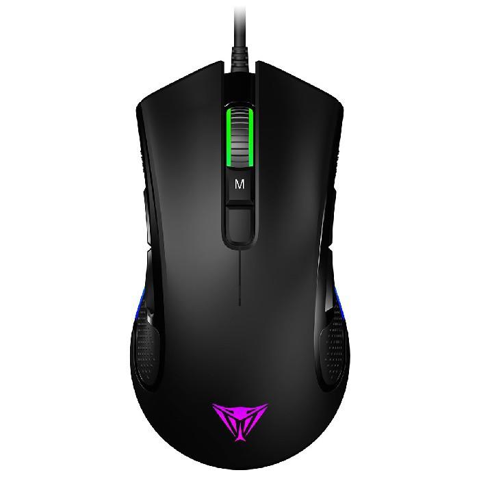 Mouse Gamer Patriot Viper V550, 10000 DPI, RGB, USB