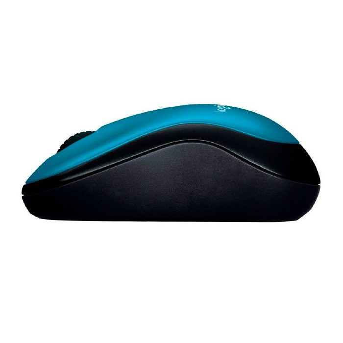 Mouse Logitech M185 Wireless Azul 1000DPI