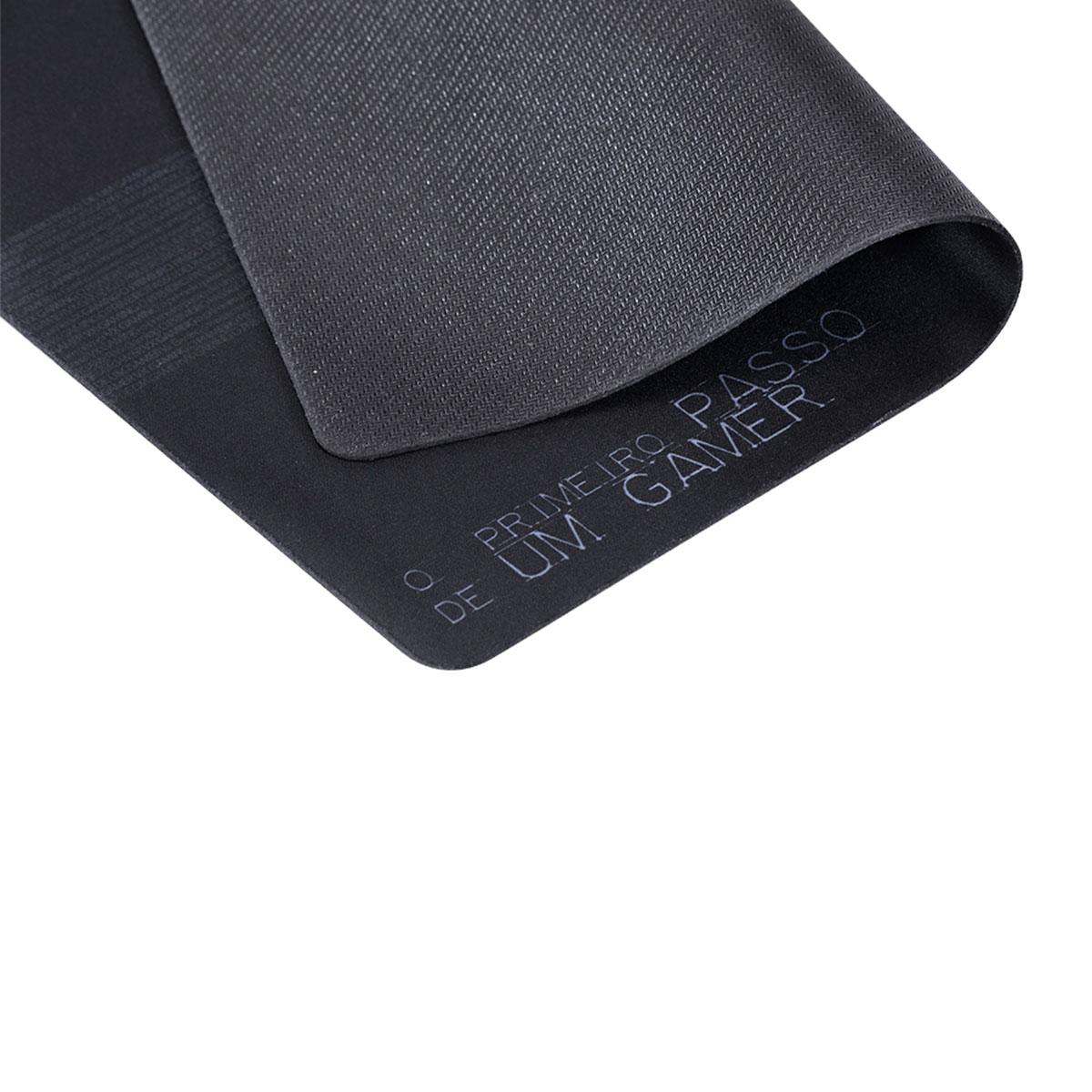 Mouse Pad Gamer Vinik X-Gamer, C/ Base Emborrachada 320X270X2mm - 34249