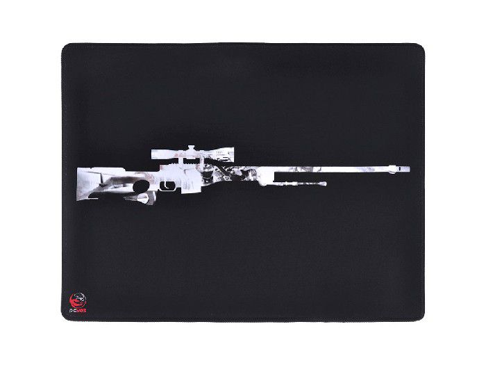 Mouse Pad Pcyes FPS SNIPER 500x400mm - Fs50x40 - 28984