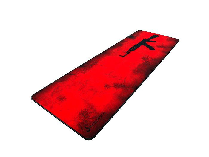 Mouse Pad Rise Mode AK47 Red Extended Bc RG-MP-06-AKR