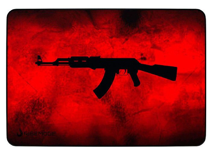Mouse Pad Rise Mode AK47 Red Médio Bc RG-MP-04-AKR