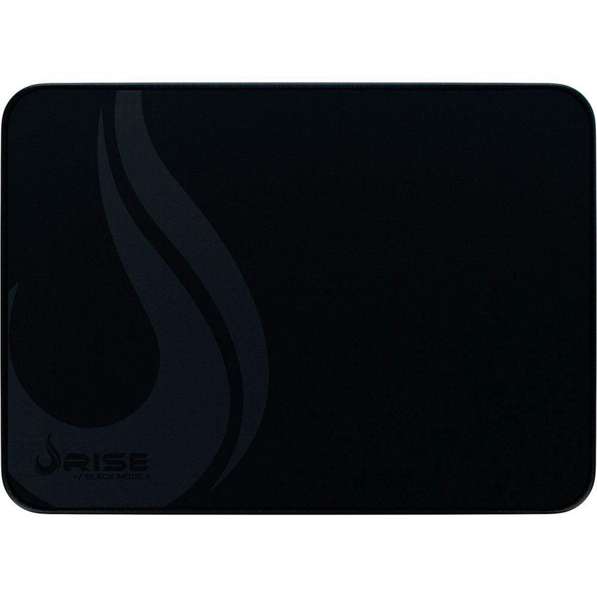 Mouse Pad Rise Mode Full Black - Grande RG-MP-05-BK