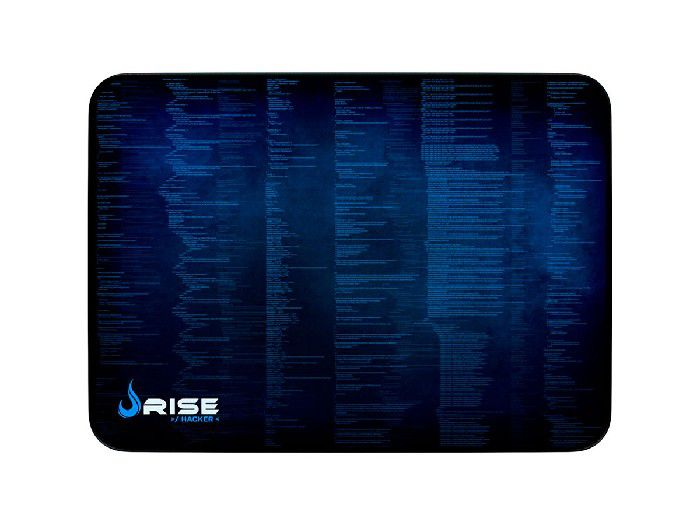 Mouse Pad Rise Mode Hacker - Médio Bc RG-MP-04-HCK