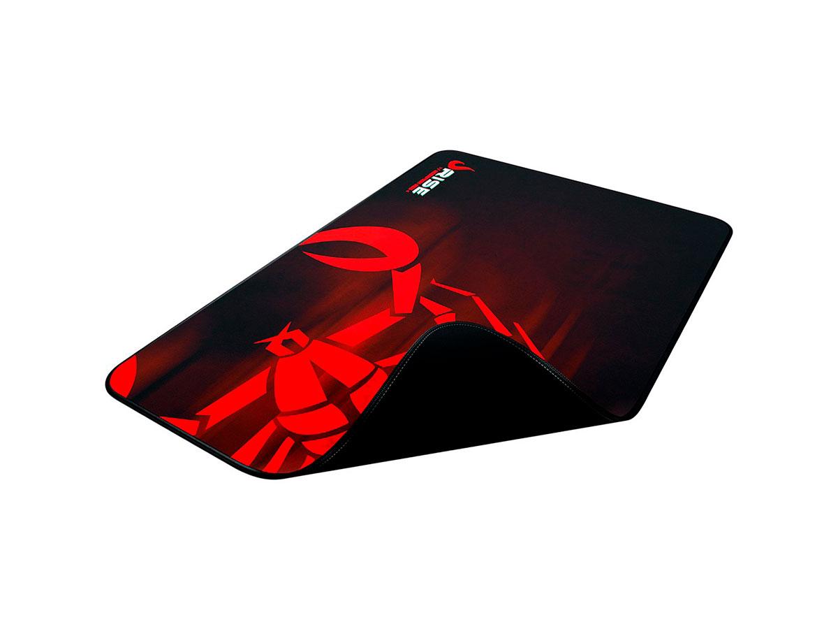 Mouse Pad Rise Mode Scorpion Red - Grande Bc RG-MP-05-SR