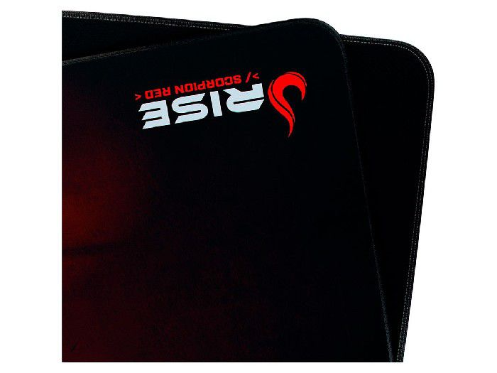 Mouse Pad Rise Mode Scorpion Red - Grande Bc RG-MP-05-SR