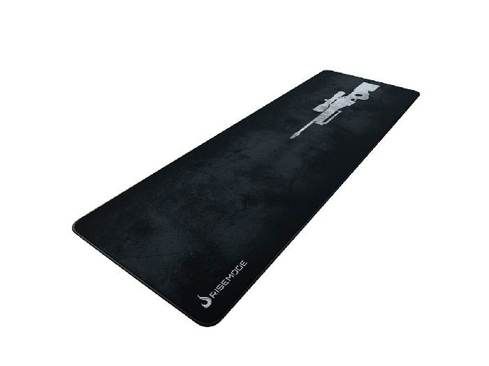 Mouse Pad Rise Mode Sniper Grey - Extended Bc RG-MP-06-SPG