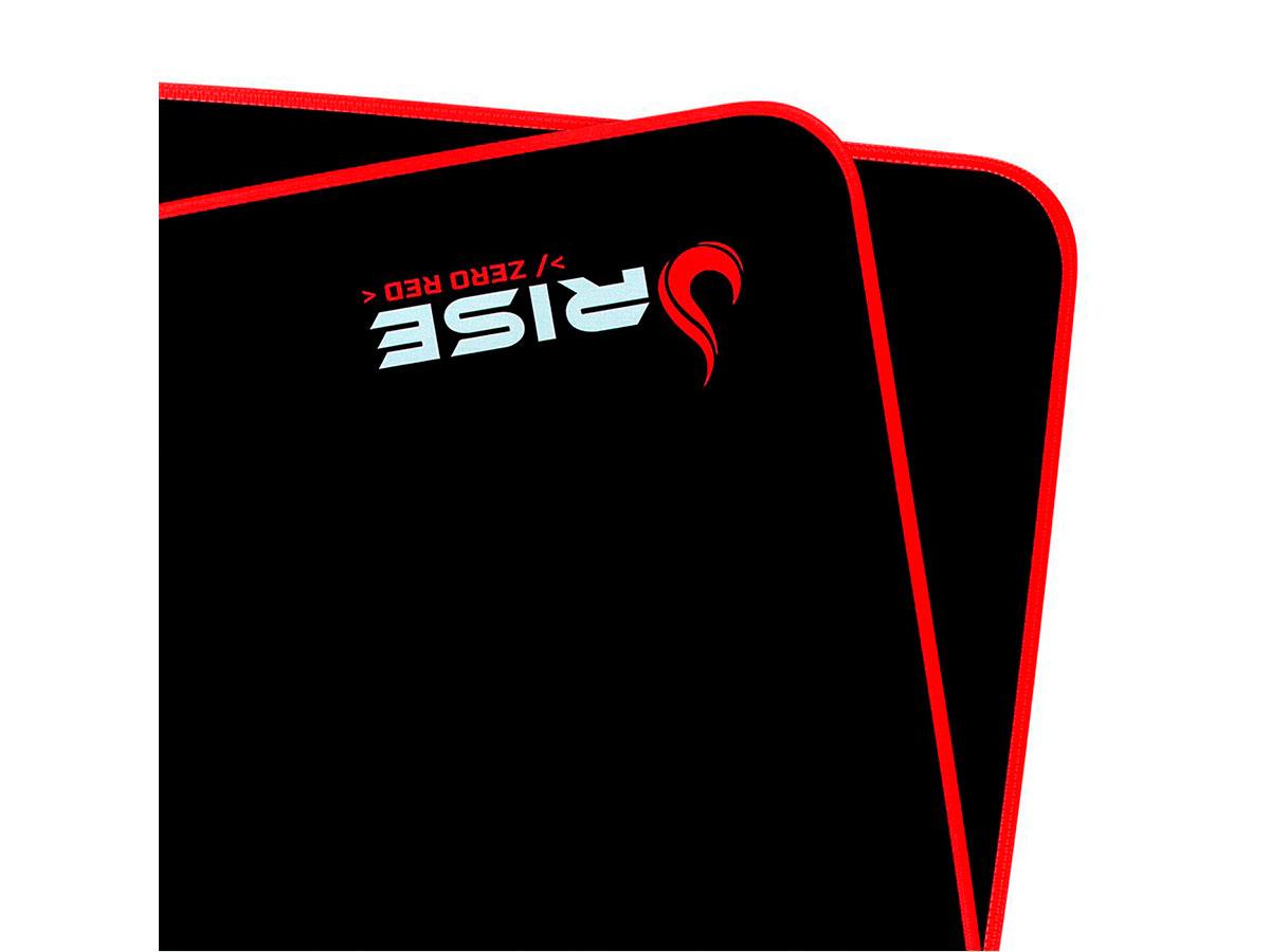 Mouse Pad Rise Mode Zero Vermelho - Grande Bc RG-MP-05-ZR