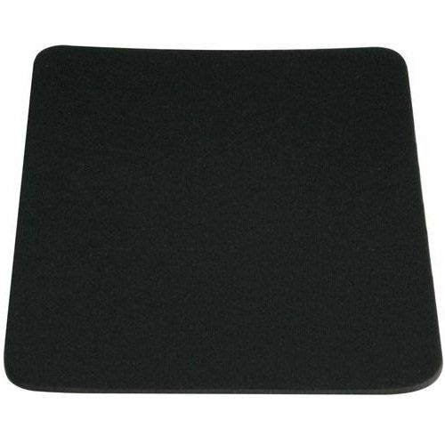 Mouse PAD Simples Preto GV