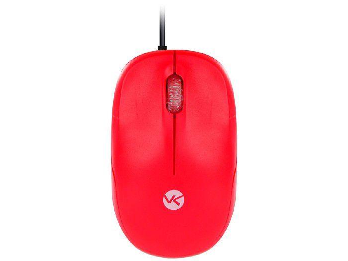 Mouse Vinik USB DYNAMIC COLOR 1200DPI 1.8 Vermelho DM134 28424