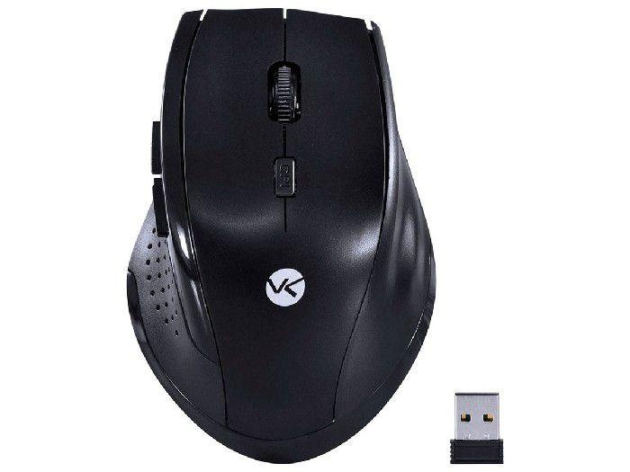 Mouse Vinik Wireless 2.4 Gh 1200 DPI Ergo DM110 28419