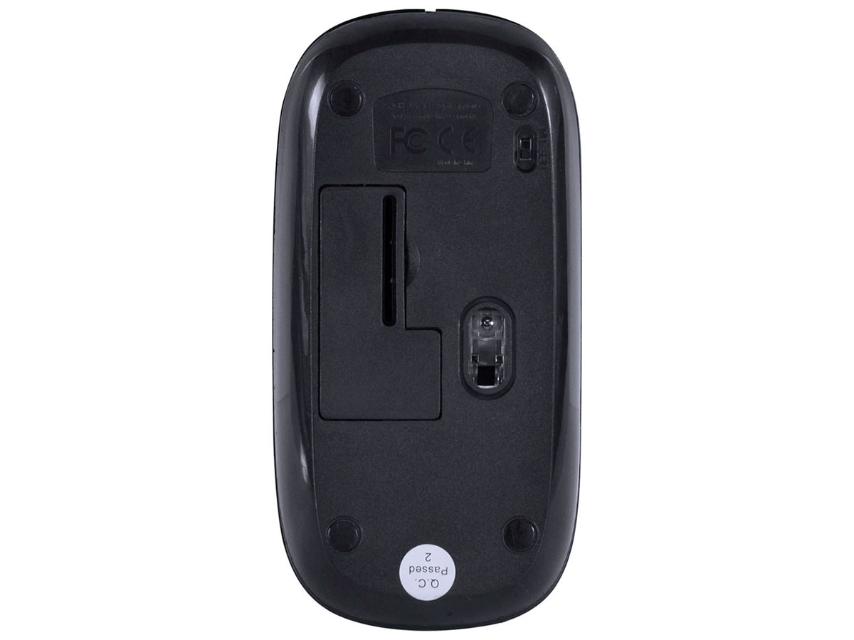 Mouse Vinik Wireless 2.4 Gh 1200 DPI Flat DM100 28418