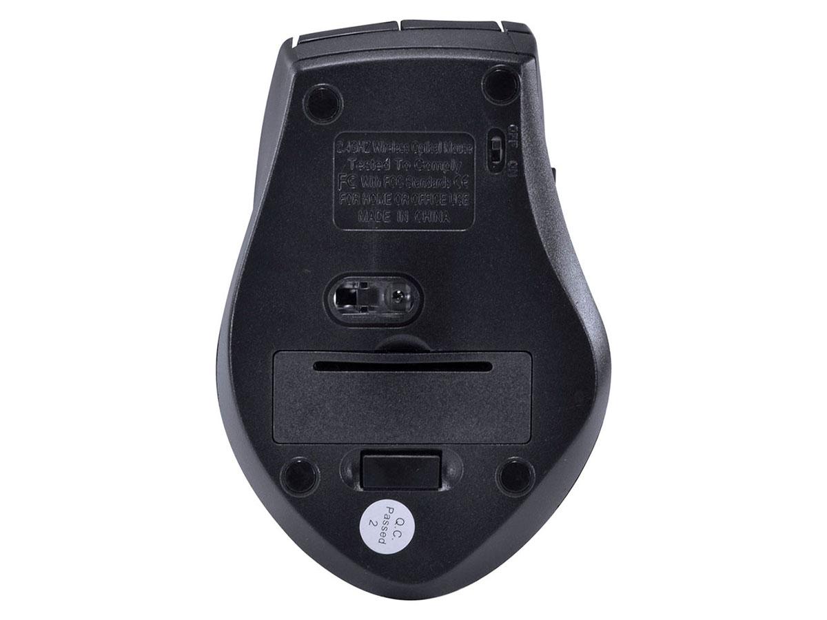 Mouse Vinik Wireless Bt 1200 DPI Ergo Pt DM120 28420
