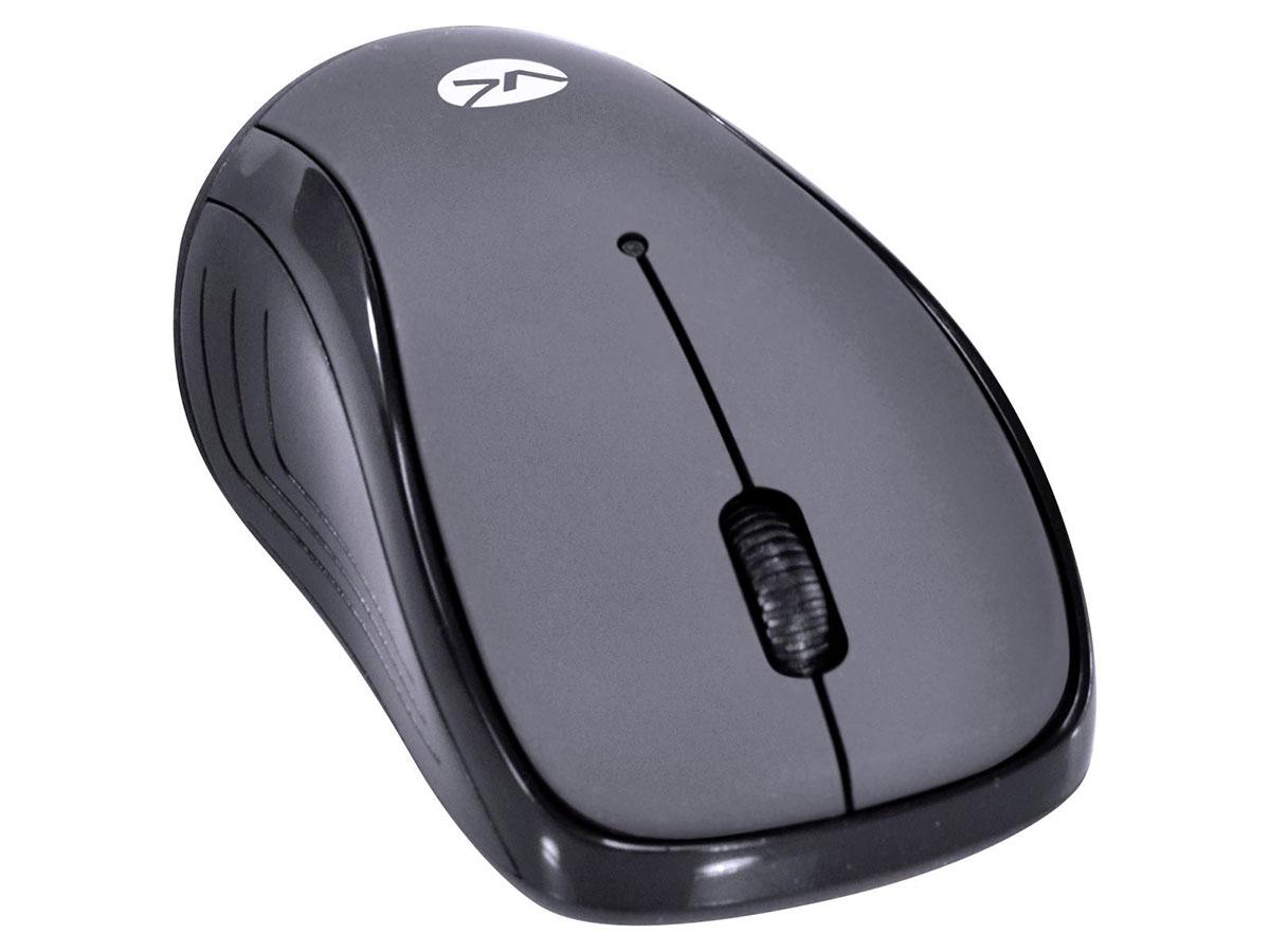 Mouse Vinik Wireless W600 Preto e Cinza 29674
