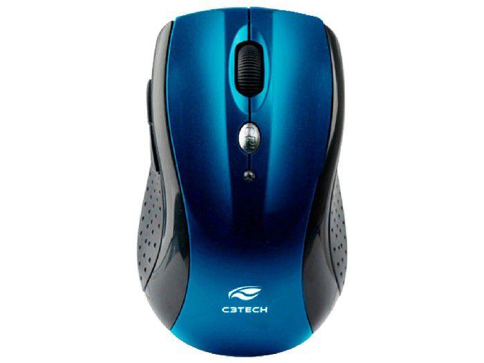 Mouse Wireless C3Tech RC/Nano M-W012BL