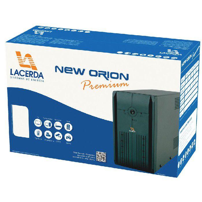 Nobreak 1200va e Bi-aut S115v New Orion Lacerda 6 Tomadas 010122111-x16
