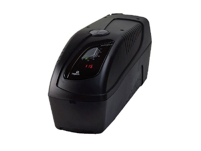 Nobreak 2000VA Ragtech Senoidal Easy Pro Cbu-Ti Black 60Hz 20NEP4037