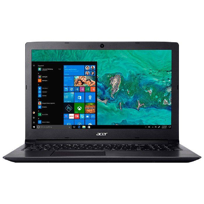 """Notebook Acer Aspire 3 A315-53-52ZZ Intel I5-7200U Memória 8GB HD 1TB Tela 15,6"""" W10 Home"""
