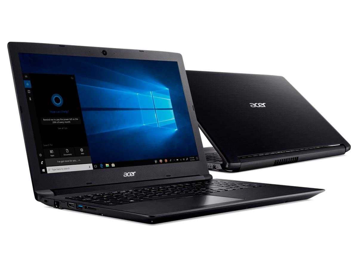 """Notebook Acer Proc I5-7200U/HD 1TB/4GB/15.6""""/W10H A315-53-55DD"""