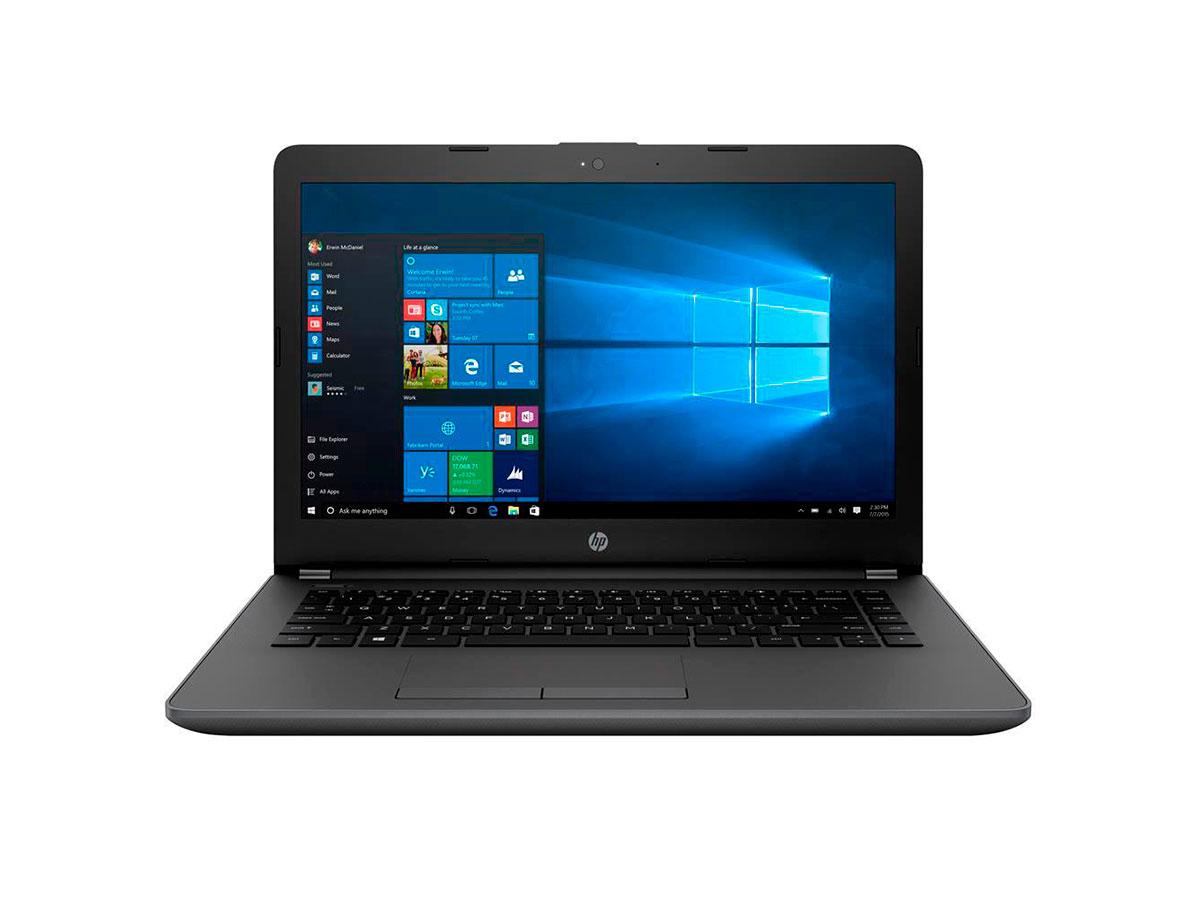 "Notebook Hp Proc. I3-7020U/4GB/HD 500GB/14""/Win 10 Home - 246 G6 3XU35LA#AC4"