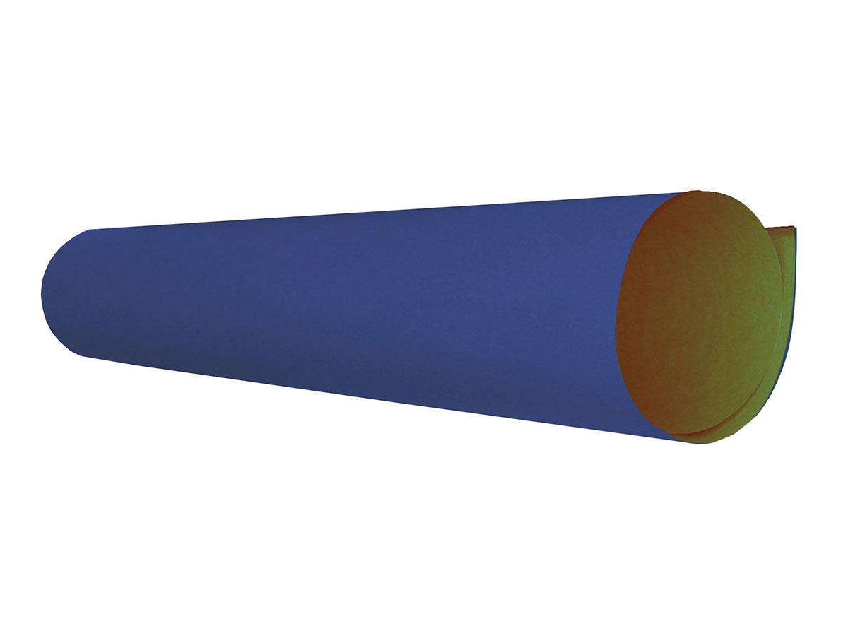 Papel Cartão Fosco 48 x 66 Cm Contém 20 Folhas VMP - Azul Escuro