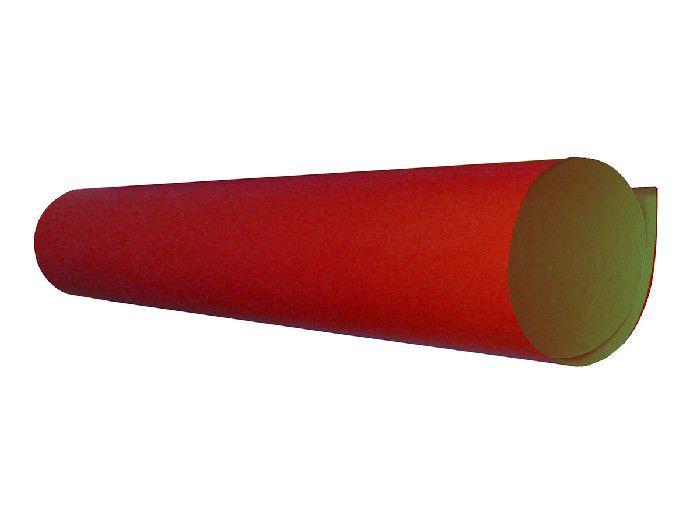 Papel Cartão Fosco 48 x 66 Cm Contém 20 Folhas VMP - Vermelho
