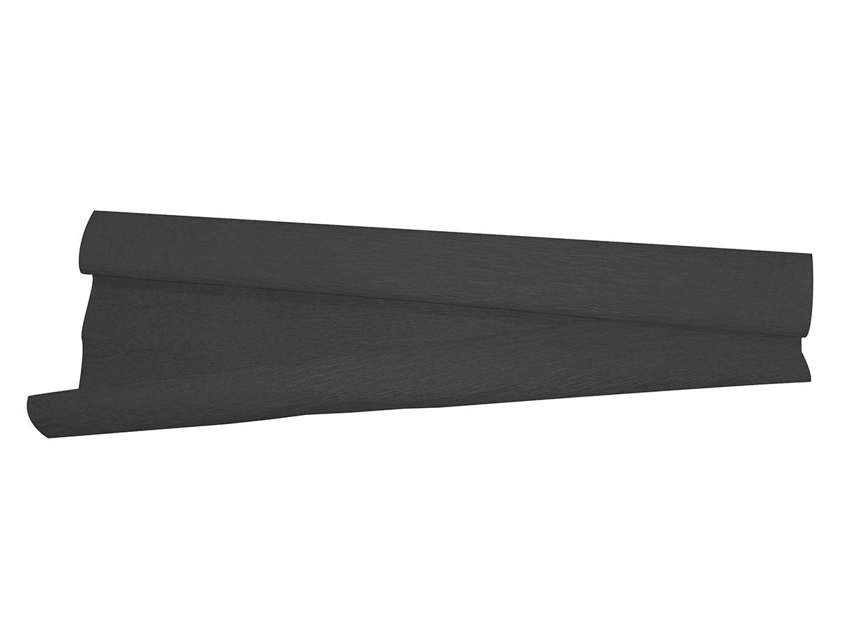 Papel Crepom 48 Cm x 2 M, Contém 40 Folhas VMP - Preto