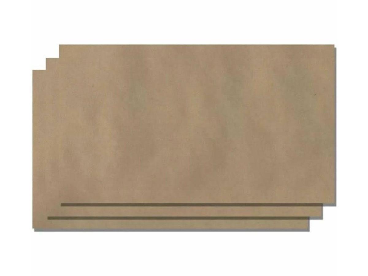 Papel Kraft Folha 66x96cm 80g Natural Pct/100 - Scrity