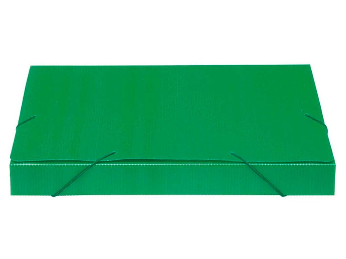 Pasta Polionda 20mm, Pct. C/ 10 Unidades - Polibras - Verde - 202/08