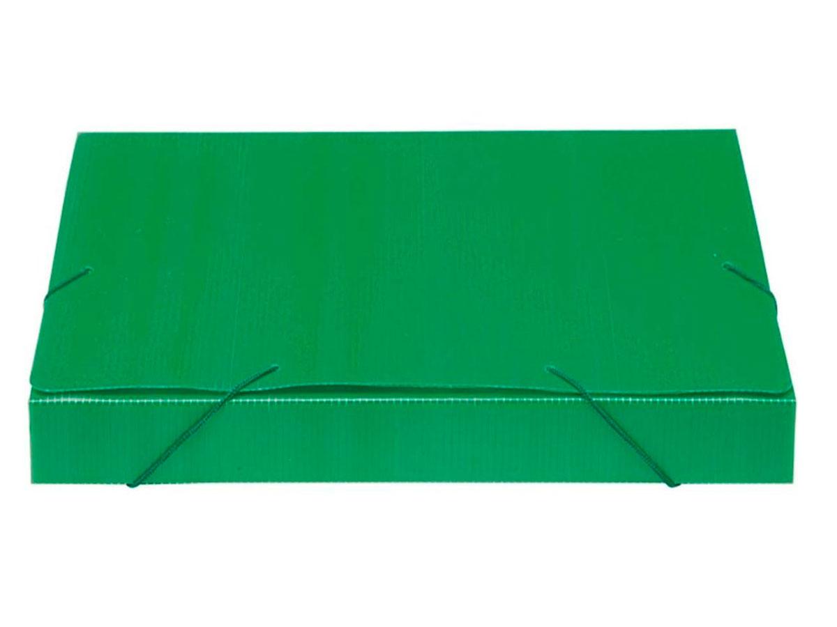 Pasta Polionda 35mm, Pct. C/ 10 Unidades - Polibras - Verde - 203/08