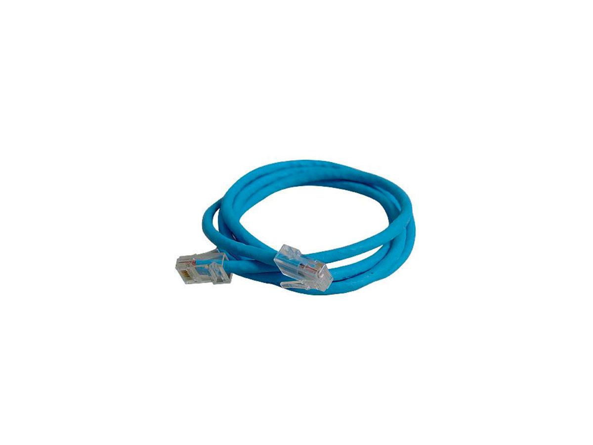 Patch Cord Cat5e 1,5mt Multilan Azul U/UTP Sohoplus CMX T568A