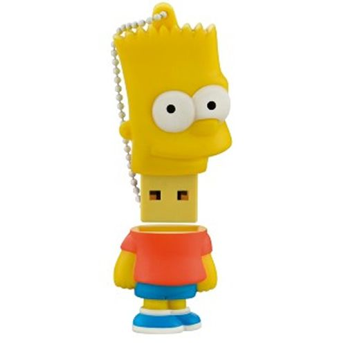 Pendrive 8gb Simpsons Bart PD071 Multilaser