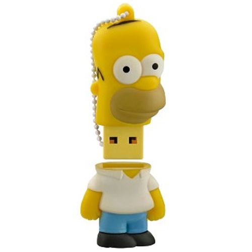 Pendrive 8gb Simpsons Homer PD070 Multilaser