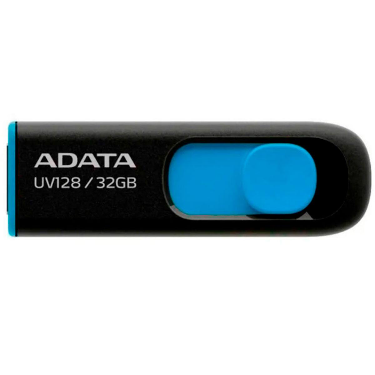 Pendrive Adata 32GB UV128 USB 3.2 AUV128-32G-RBE
