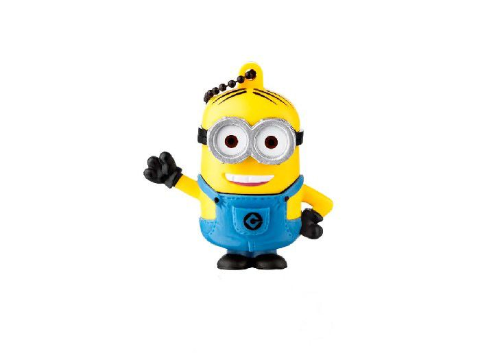 Pendrive Multilaser 8GB Minions Dave PD095