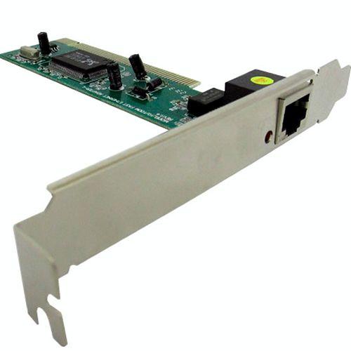 Placa de Rede 10/100 PCI.777 GV.